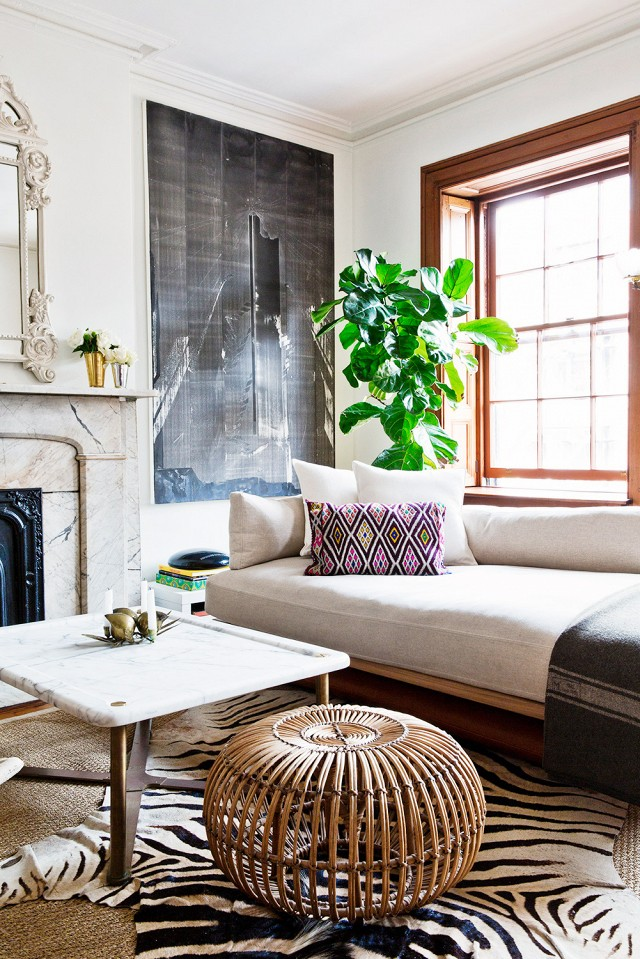 A Fresh Face: Ways to Quickly Update Your Living Room